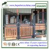 Gamme de produits galvanisée de cheval enduite par poudre