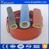 La protezione del tubo flessibile del grande diametro lega il manicotto con un cavo del fuoco del silicone