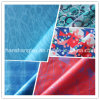 Printed Water Proof Poly Pongee with Coating for Garment Fabric(HS-C2052)