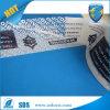 Modificado para requisitos particulares Anti-Tratar de forzar la cinta del vacío de la seguridad de la prueba