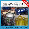 Pegamento estupendo adhesivo a base de agua de acrílico del Psa del pegamento del 55%