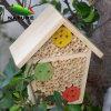 Handmade più poco costoso Bamboo Bee House per Selling