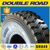 Neumático radial de Dr849 TBR, neumático chino 1200r20 20pr del fabricante