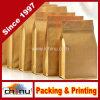 Bolsa de papel inferior cuadrada de Kraft (220115)