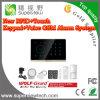Novo sistema de alarme RFID + Touch Keypad + Voice GSM com controle de aplicação (SV-007M2G)