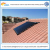24 coletores solares do vácuo das câmaras de ar em África