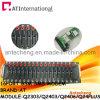 16 SMS USB /RJ45インターフェイスを送り、受け取るための左舷USB GSM SMS GPRSの変復調装置のプール
