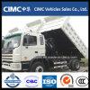 10-15 tonnellata 4X2 180HP JAC Dump Truck