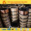 collegare di saldatura solido del collegare di saldatura della bobina 15kg/Plastic Er70s-6 di 0.8mm con la prestazione eccellente del prodotto della saldatura
