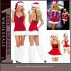 Carnival Sexy Adult Xmas Christmas Santa Party Costume (TDD80308)