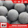 Bola de pulido para el molino de bola de la planta del cemento