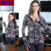 Grils를 위한 높은 Quality Fashion Yoga Jacket Yoga Clothing