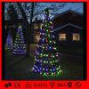휴일 훈장에 의하여 주문을 받아서 만들어지는 인공적인 PVC 크리스마스 나무