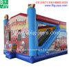 Casa inflável do salto do Ce com corrediça para a venda