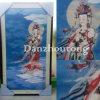 La pittura di ceramica copre di tegoli il Bodhisattva di Avalokitasvara