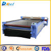 CO2 Auto Feeding Garment Laser Cutting Machine Dek 1530 80W