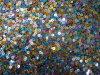 Multi tessuto del Sequin di colore (byh4501)