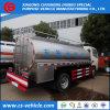 Dongfeng 신선한 우유 유조 트럭 5000L 우유 납품 트럭