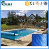 Couverture en plastique de syndicat de prix ferme de PE d'accessoires de construction de piscine