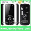 Téléphone portable Q6 avec le haut-parleur fort
