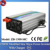 1500W 12V DCへのChargerの110/220V AC Modified Sine Wave Power Inverter