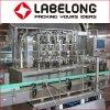 ガラスビンのためのステンレス鋼の線形タイプビール充填機