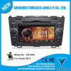 Androide 4.0 Car Radio para el cr-v 2007-2011 de Honda con la zona Pop 3G/WiFi BT 20 Disc Playing del chipset 3 del GPS A8