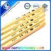 HB Pencil di 17.6*0.72cm Customized Logo Hexangular Wooden
