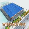 Wiskindの倉庫のプレハブの鋼鉄ガレージ
