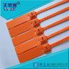 Gute Qualitätseinfaches Drucken-orange Plastiksicherheits-Dichtung Guangzhou-470mm für Bank-Pfosten-Service