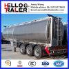 remorque en aluminium de camion de réservoir de carburant de l'essence 42000L/essence/