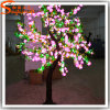 Árvore artificial da flor de cereja do diodo emissor de luz do fornecedor de Guangzhou