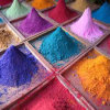 화학 감청색 파랑 산화철 빨간 진주 염료 안료