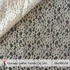 Commercio all'ingrosso poco costoso del tessuto del merletto del poliestere (M5239)
