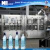 Maquinaria embotelladoa completa del agua potable
