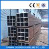 ASTM A500 heißes eingetauchtes galvanisiertes quadratisches Stahlstandardrohr