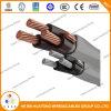 Service-Eingangs-Kabel-Aluminium UL-854/kupferner Typ SE, Art R/U Ser 1/0 1/0 1/0 2