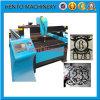 Machine de découpage de commande numérique par ordinateur de prix bas de qualité pour le métal