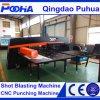 Automatisierte CNC-ledernes Loch-lochende Maschine