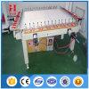 機械を伸ばす絹の自動スクリーンの印刷の網