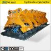 Placa Compactor para Excavator Hydraulic Garbage Compactor Soil Compactor