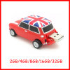 Flash Drive plástica de memoria Flash USB Disco USB Pendrive Thumbdrive coche