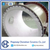 Alúmina baldosa cerámica para el revestimiento de tubería de acero