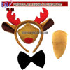 Fascia Headwear (CH8015) degli accessori dei capelli del costume della renna di natale