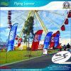 Bandera del vuelo para el acontecimiento deportivo (NF04F06024)