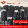 110/90-16140/70-16 Reifen-Hersteller im China-Motorrad-Gummireifen/im Motorrad-Reifen-schlauchlosen Reifen