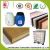 Colle blanche adhésive fonctionnante de latex de plaque de pression en bois