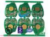 O dobro tomou o partido placa de circuito do ouro da imersão para produtos electrónicos de consumo