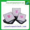 Rectángulo de empaquetado de regalo de las tarjetas del día de San Valentín del festival de la joyería de papel del rectángulo