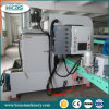 Machine de peinture automatique à pulvérisation avec système de purification des gaz résiduaires
